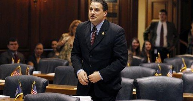 Indiana House adjourns amid GOP, Dems stalemate
