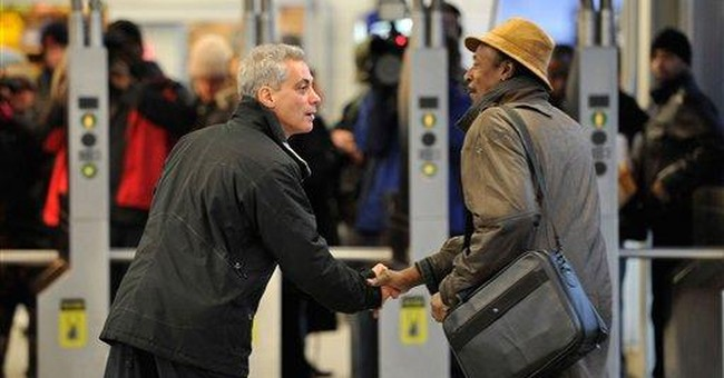 Chicago election shows racial politics changing