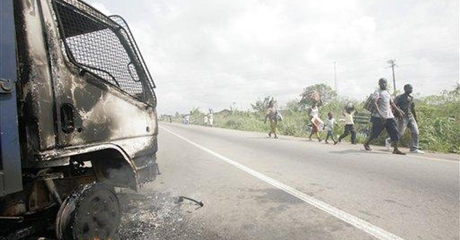 Ivory Coast fighting threatens 6-year ceasefire