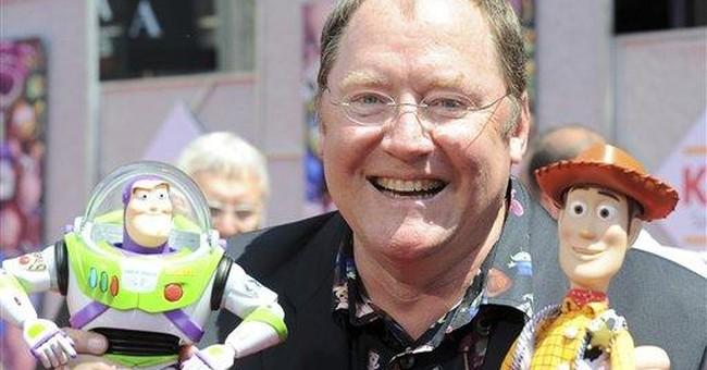John Lasseter wins lifetime achievement award