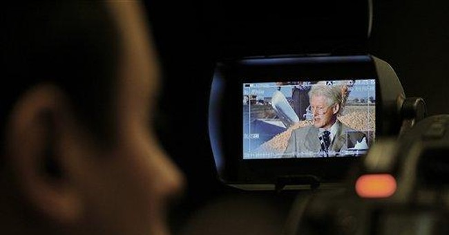 Clinton: Too much ethanol could spark food riots