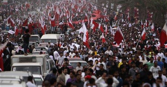 Hundreds of thousands protest across Arab world