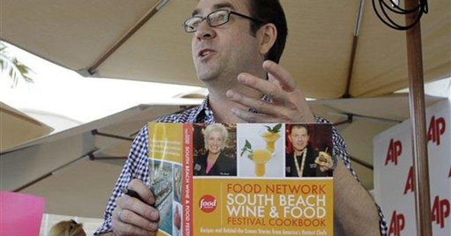 Ted Allen: food fights shouldn't be political