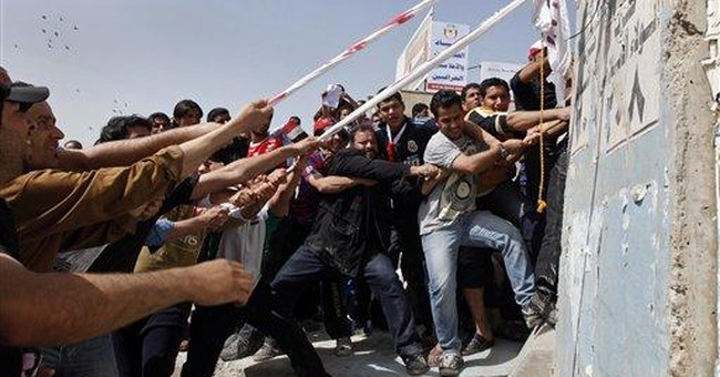 12 killed as Iraqis protest in 'Day of Rage'