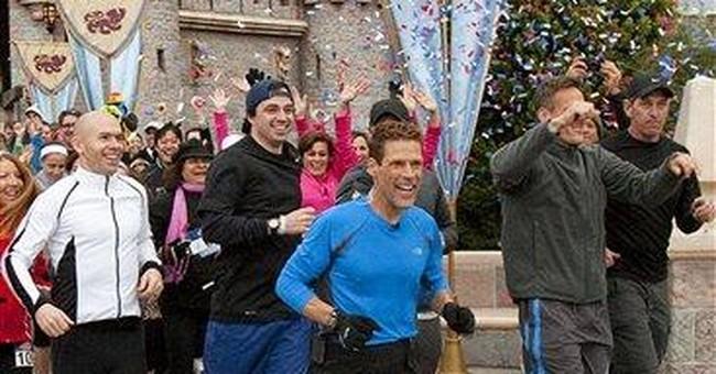 A run across America begins for Dean Karnazes
