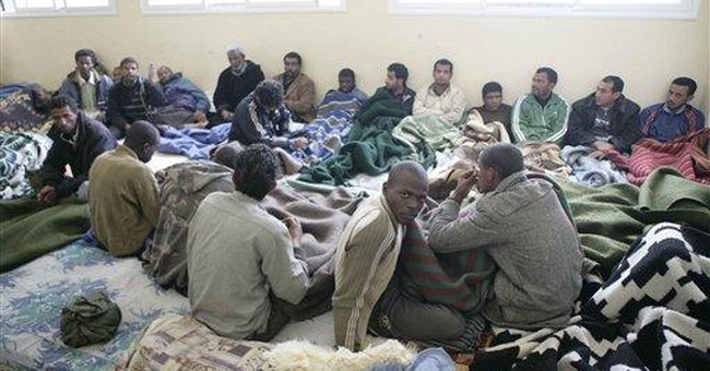 Libyan mercenaries: captured Africans deny charges