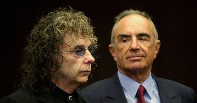 Phil Spector won't appear in person at civil trial