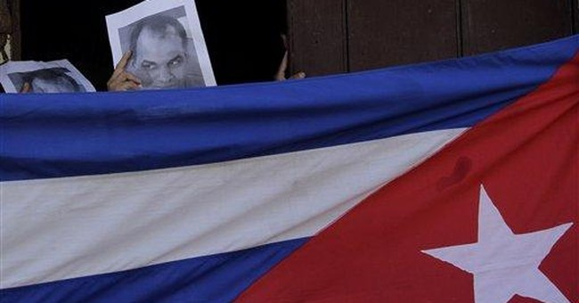 Cuba frees another prominent political prisoner