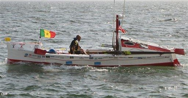 NYC rower tries for third time to cross Atlantic
