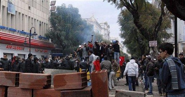 4 dead in Tunisia after renewed violence