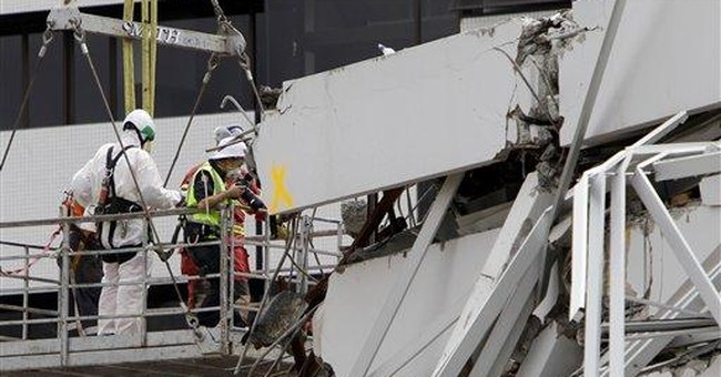New Zealand earthquake toll at 145 dead