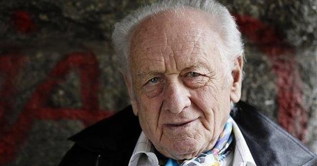 Czech Jewish author Arnost Lustig dies at 84