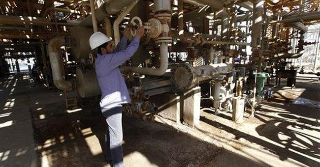 Libya oil chief: Production down 50 percent