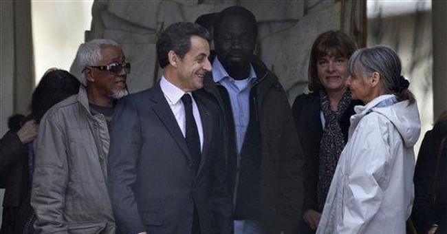 Sarkozy shakes up French Cabinet to boost ratings