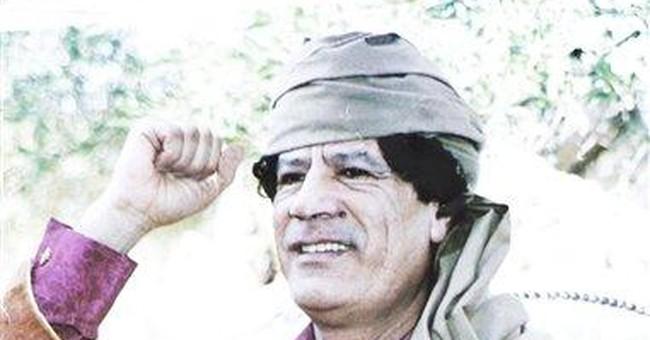Report: Lockerbie bomber 'blackmailed' Gadhafi