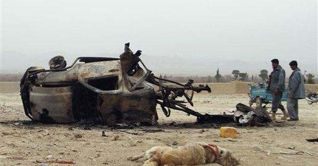 Afghan gov't: NATO op killed 65 civilians