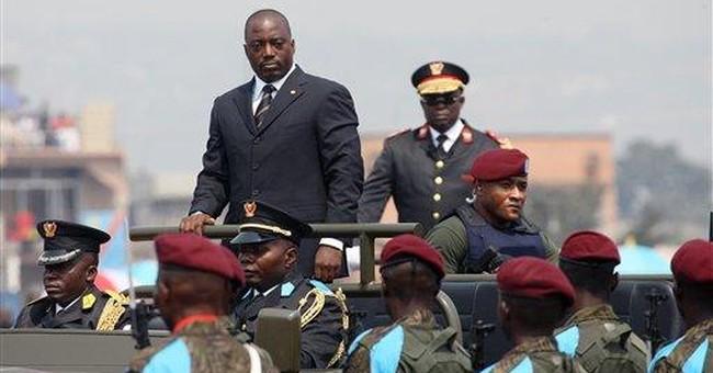 Assailants attack Congo president's home; 9 dead