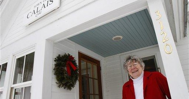 Vt. 'town mother' retiring after Town Meeting Day