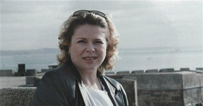 Gadhafi's Ukrainian nurse returns home