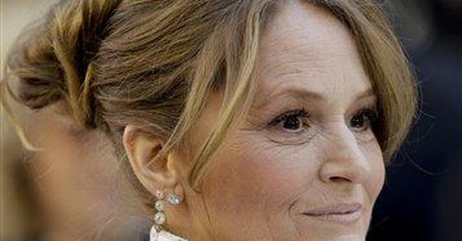 Melissa Leo wins supporting actress Oscar award
