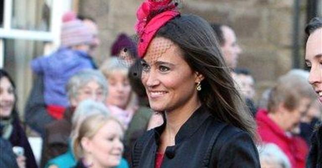 Royal maid of honor hits Hogwarts society wedding