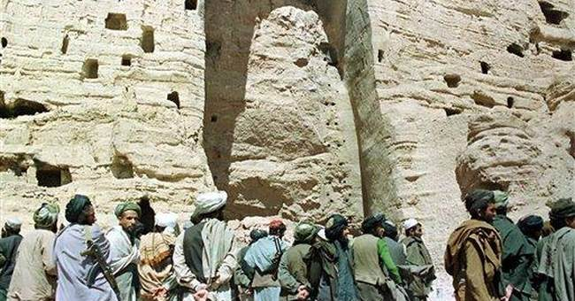 Scientists: Reconstructing Afghan Buddha possible