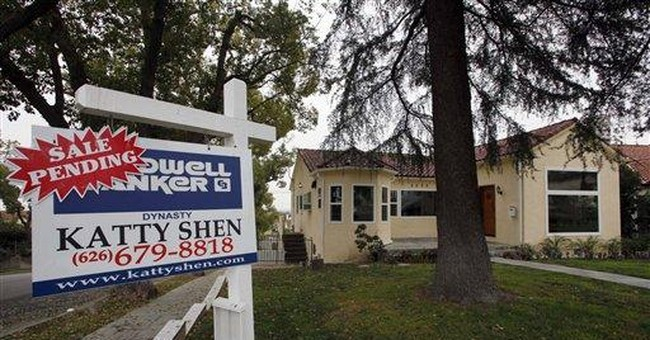 Fewer people sign contracts to buy homes in Jan.