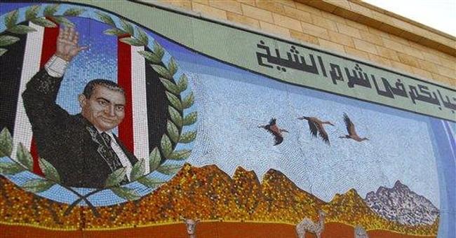 Gulf Arab markets slump on region's unrest