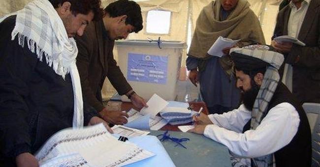 Vote recounts underway in 10 Afghan provinces