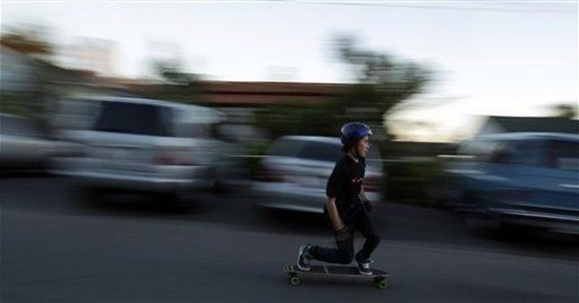 Speedboarding surge sparks spat in hillside city