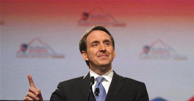GOP hopefuls cheer for a spending showdown