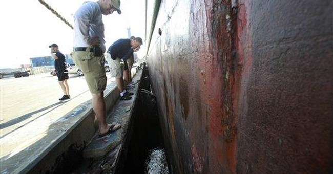 ICE dive unit in Miami targets drug smuggler ships