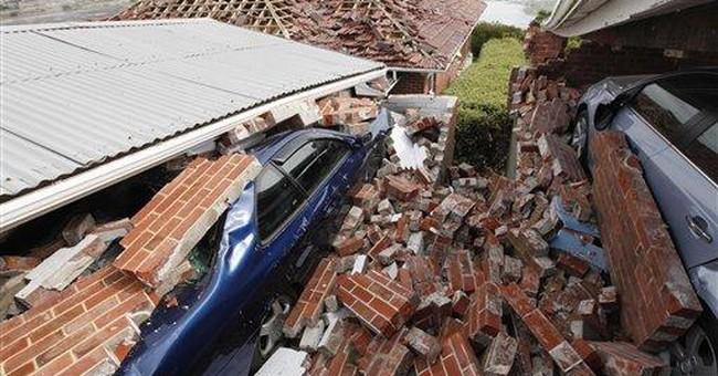 Businesses face uncertain future after NZ quake