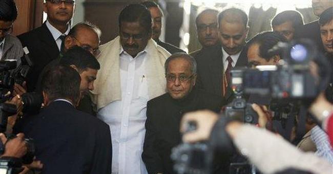 India to cut deficit, improve food security