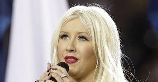 Christina Aguilera accused of public drunkenness