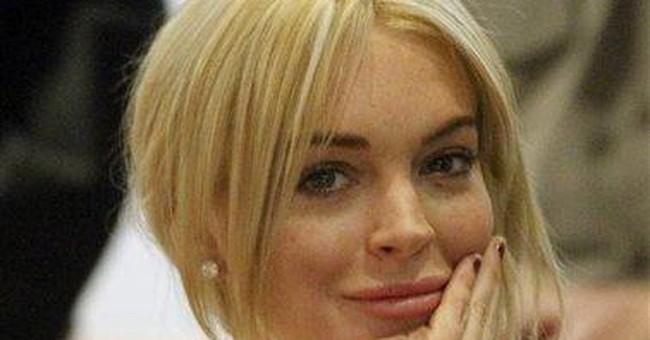 Lindsay Lohan: Hoping for an on-screen comeback