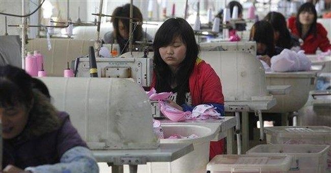 China's Feb manufacturing eases on tighter credit