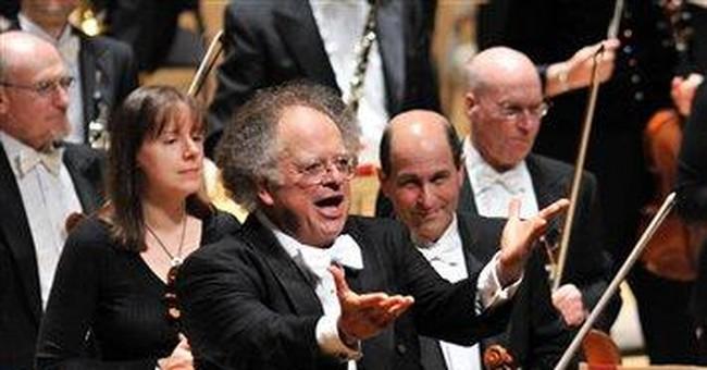 Levine resigns as Boston Symphony music director