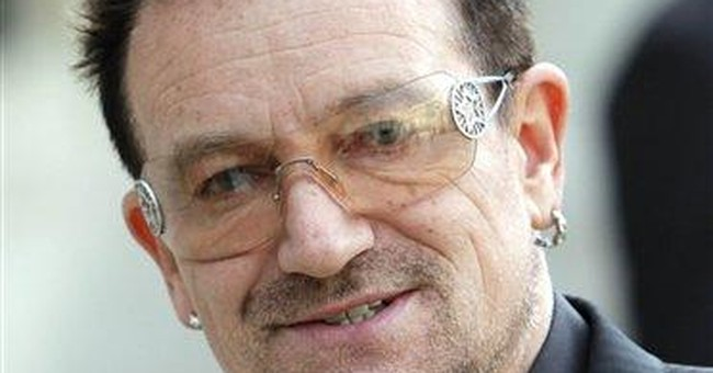 Bono to see 'Spider-Man' as speculation grows