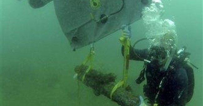 Pirate Henry Morgan's cannons found in Panama?