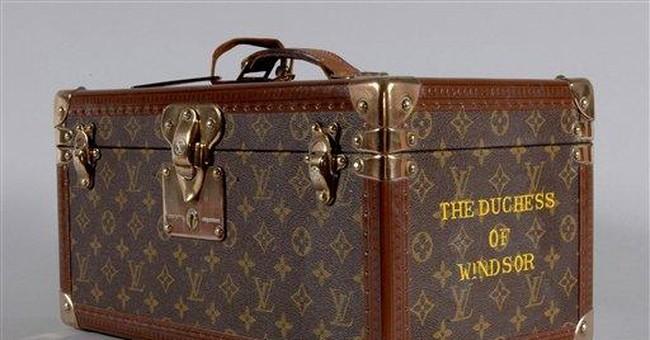 Wallis Simpson's lingerie, handbags up for auction