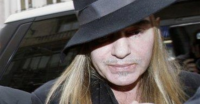 Paris prosecutors say Galliano to stand trial