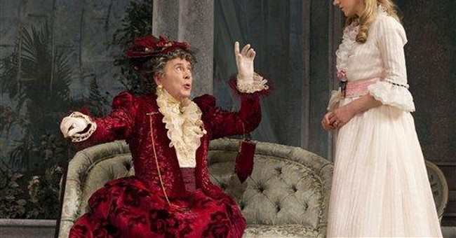 'The Importance of Being Earnest' going high-def