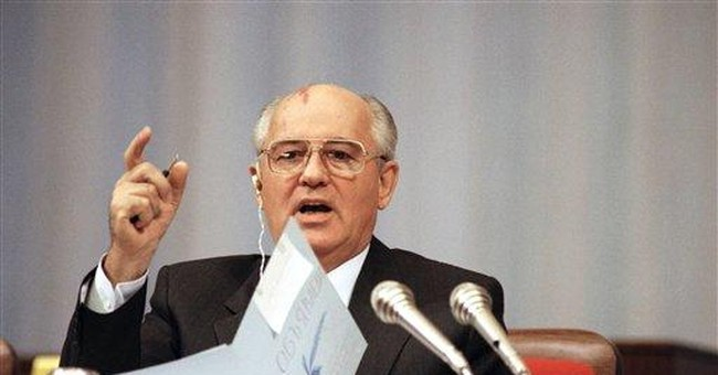 Gorbachev, at 80, gets Russia's highest honor