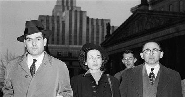 NY woman convicted of spying in '49 dies at 89