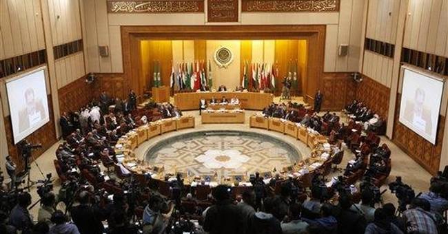 Arabs consider a no-fly zone over Libya