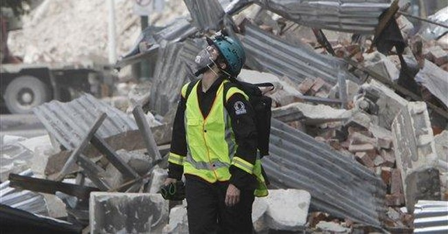 2 bodies pulled from NZ quake rubble; toll at 163