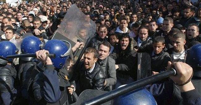 Algeria keeps lid on social unrest _ for now