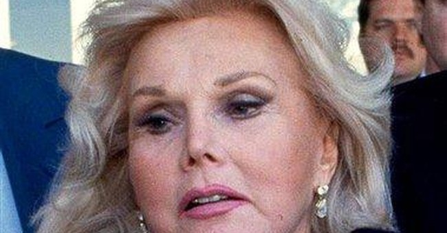 Zsa Zsa Gabor refuses surgery to amputate left leg