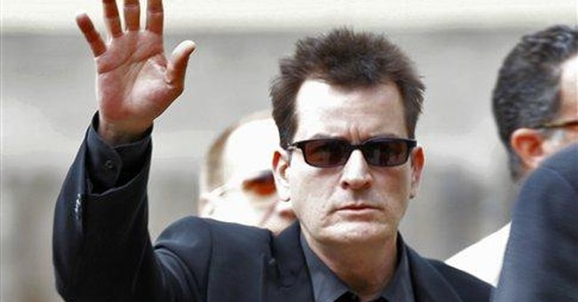 Sheen says he's ready to fight to get kids back
